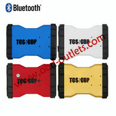 TCS CDP pro OBD interface with or without bluetooth