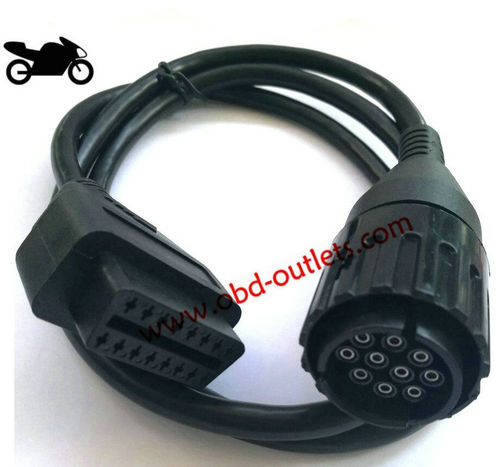 BMW 10pin OBD motorcycle adapter